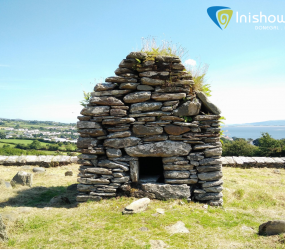 Skull House Cooley, Inishowen, Donegal