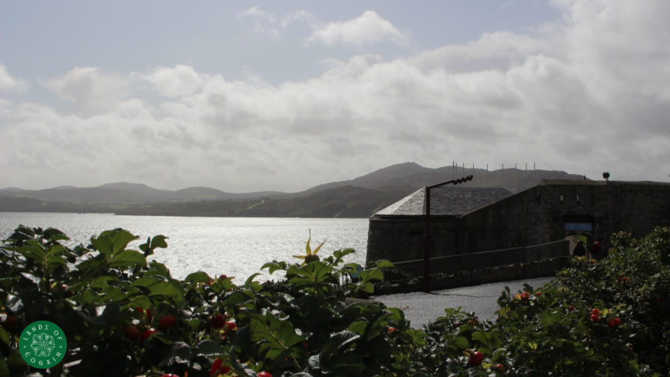 Views Of Lough Swilly from Dunree Museum  ~ Lands Of Eogain Festival, Inishowen
