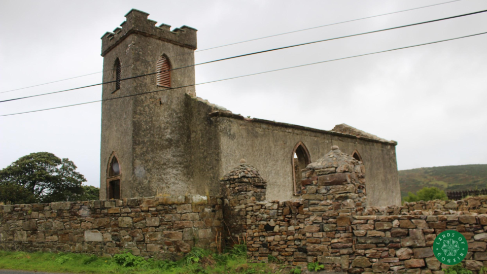 St Columba's Church Straid ~ Clonmany, Inishowen