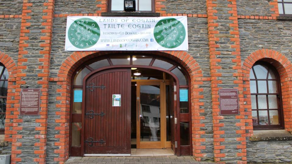 Lands Of Eogain Festival ~ Market House, Clonmany, Inishowen