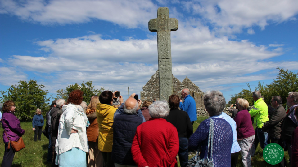 Cloncha High Cross, Inishowen ~ Lands Of Eogain