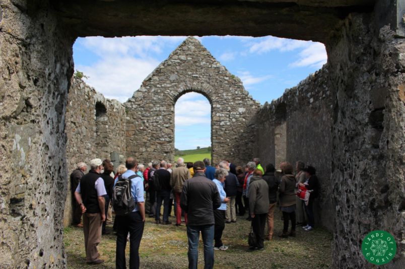 Cloncha Church, Inishowen, Donegal ~ Lands Of Eogain Event, Inishowen