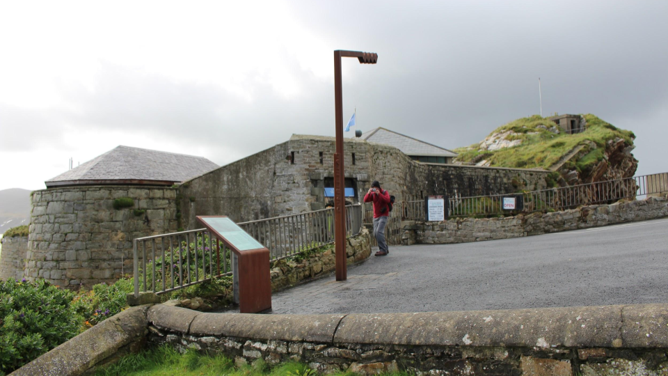 Fort Dunree, Inishowen, Donegal ~ Lands Of Eogain Festival