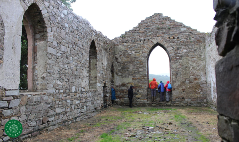 Exploring St Columba's Church Straid ~ Clonmany, Inishowen